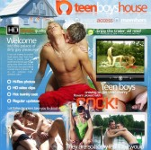 Teen Boys House screenshot