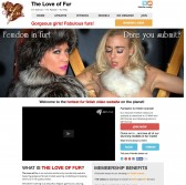 The Love Of Fur Picture screenshot