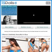 TS Dolls Picture screenshot