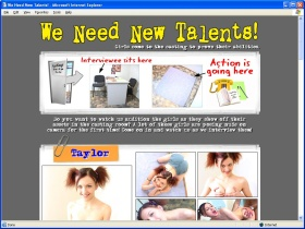 We Need New Talents Picture screenshot
