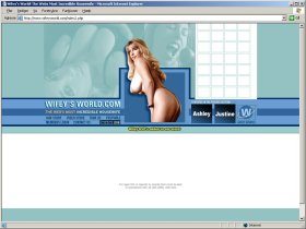 Wifeys World Picture screenshot