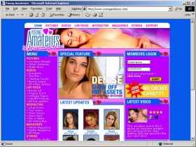 Young Amateurs Picture screenshot